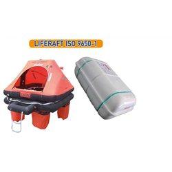 LIFERAFT ISO 9650-1 ATOMA 4 ΚΟΝΤΕΙΝΕΡ L77xW51xH33cm BAΡΟΣ 48kg