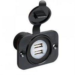 ΠΡΙΖΑ ΜΕ 2 ΘΥΡΕΣ USB